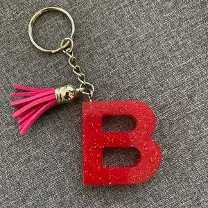 Accessories - Beautiful custom resin keychain